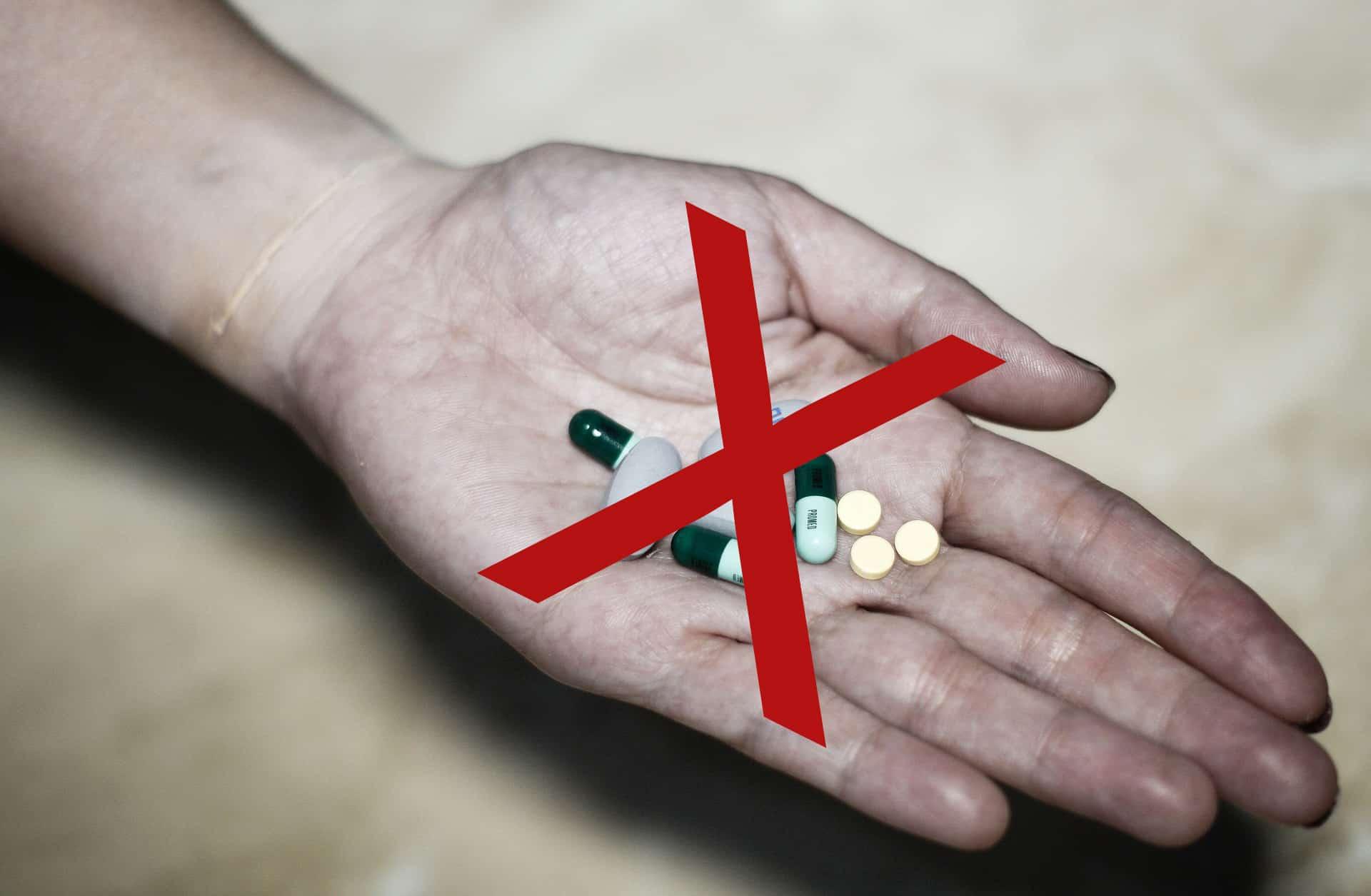 Chronische Schmerzen können auch ohne Medikamente gelindert werden!